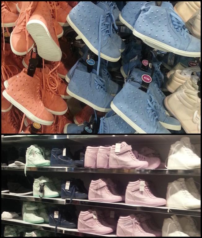 11 sneakers