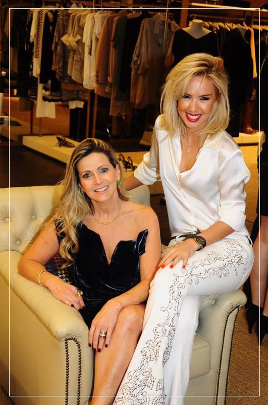 Sara Gomes e Ana Aragão